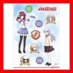 Angel Beats! -1st beat- きゃらぺた 天使+ゆり Sサイズ