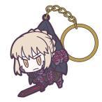 Fate/Grand Order つままれキーホルダー セイバー/アルトリア・ペンドラゴン[オルタ]