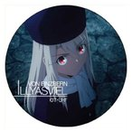 Fate/stay night Heaven's Feel ポリカバッジ イリヤスフィール