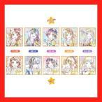 BanG Dream! ガールズバンドパーティ! Ani-Art トレーディングミニ色紙 Poppin'Party 1BOX【予約 07/未定 発売予定】