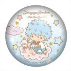 銀魂×Sanrio characters ぷにぷに缶バッジ 坂田銀時【予約 06/上 発売予定】