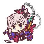 Fate/Grand Order つままれキーホルダー セイバー/宮本武蔵【予約 09/中 発売予定】