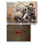 鬼滅の刃 クリアファイル3ポケット キービジュアル【予約 再販 9月未定 発売予定】