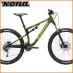 KONA(コナ) 2017年モデル PRECEPT 130 プリセプト130 27.5インチ MTB マウンテンバイク