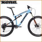 KONA(コナ) 2017年モデル PRECEPT 150 プリセプト150 27.5インチ MTB マウンテンバイク