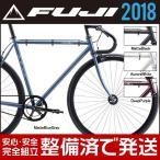 FUJI(フジ) 2018年モデル フェザー FEATHER シングルスピード ピストバイク