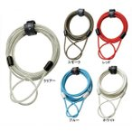 GP(ギザプロダクツ) カラー ダブルループ ケーブル/Color Double Loop Cable (LKW166)(GIZA PRODUCTS)