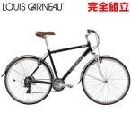 ルイガノ シティローム9.0 LG BLACK クロスバイク LOUIS GARNEAU CITYROAM9.0 (LGS-C9)