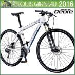 ショッピングルイガノ LOUIS GARNEAU ルイガノ クロスバイク 2016年モデル LGS-TRX 1(30%OFF)(送料無料/沖縄・離島除く)