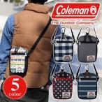ショッピングcoleman コールマン Coleman 2wayショルダーバッグ ポーチ C−パスポートポケット C-SERIES Cシリーズ C-PASS PORT POCKET 27212