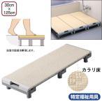 浴室すのこ カラリ床 幅30cm×長さ125cm EWB474(介護用品:風呂すのこ)