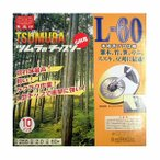 TSUMURA(ツムラ/津村鋼業) ツムラ山林用チップソー L-60 255-25.4-60p
