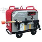 スーパー工業 高圧洗浄機 防音型 スーパーエースウォッシャー エンジン式/15Mpa SEV-1615SS【受注生産品】