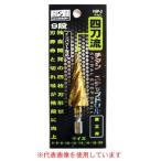 三共コーポレーション チタンステップドリル 4枚刃タイプ 4mm-20mm(9段) HSP-2