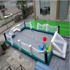 エアーサッカーコート 子供用 126m イベント会場 体育館 商業施設 公園