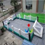 エアーサッカーコート 子供用 イベント会場 体育館 商業施設 公園