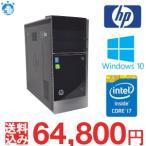 中古 hp ENVY 700-570JP 第4世代 Core i7-4790 メモリ16G SSD160GB+HDD1TB DVDマルチ TVチューナー GeForceGTX980 Windows10 Pro デスクトップ