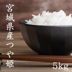 米 5kg 白米 つや姫 一等米 宮城県産 令和2年産 5kg×1袋