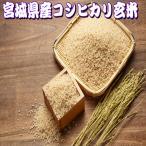 米 30kg 玄米 コシヒカリ 宮城県産 令和2年産 15kg×2袋