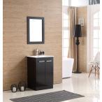 洗面台 洗面化粧台 幅480  洗面器 収納 鏡 洗面化粧台ミラーセット