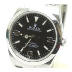 中古 良品 ROLEX ロレックス エクスプローラー 1 メンズ 腕時計 自動巻 214270