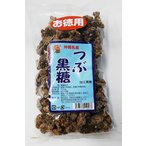 沖縄名産 つぶ黒糖 お徳用 加工黒糖 500g 4個までレターパック520で発送 【常温便/送料別】