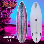 """McCOY SURFBOARD(マッコイサーフボード)ALLROUND(オールラウンド)5'9"""" 2017年モデル"""