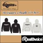 е╒еге├е╖ехе╚еъе├е╤б╝е║еЇегеье├е╕бб18 trippers x RealB е╤б╝елб╝