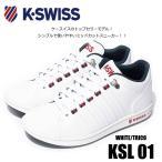 ケースイス スニーカー メンズ レディース シューズ ミッドカット KSWISS KSL 01