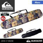 QUIKSILVER/クイックシルバー メンズ スノーボードケース 板ケース バックパック ボードバッグ スノボ EQYBA03048