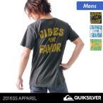 QUIKSILVER/クイックシルバー メンズ 半袖 Tシャツ ティーシャツ プリント 柄 EQYZT03617
