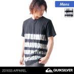 QUIKSILVER/クイックシルバー メンズ 半袖 Tシャツ ティーシャツ プリント 柄 EQYKT03286