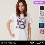ROXY/ロキシー レディース 半袖 Tシャツ ティーシャツ クルーネック トップス RST171105