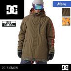 ショッピングDC DC SHOE/ディーシー メンズ スノーボードウェア ジャケット スノージャケット スノボウェア 上 スノーウェア EDYTJ03005