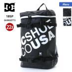 ショッピングDC DC SHOES/ディーシー メンズ 22L バックパック リュックサック デイパック ボックス型 バッグ かばん 5130E803