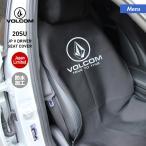 VOLCOM/ボルコム メンズ シートカバー カーシート カーシートカバー 防水 自動車 D67220JA
