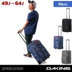 DAKINE/ダカイン メンズ 49L キャスター付き キャリーバッグ トラベル バッグ 旅行かばん コロコロバッグ AG237-047