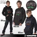 VONZIPPER/ボンジッパー メンズ(男性用)長袖ジップアップパーカー アウター パーカー ジップアップ{AC212-031}