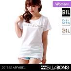 BILLABONG/ビラボン レディース 半袖Tシャツ ティーシャツ Uネック AG013-207