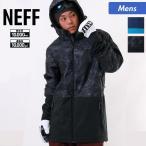 ショッピングスノーボードウェア NEFF/ネフ メンズ スノーボードウェア ジャケット スノーウェア スノボウェア ウエア 上 スキーウェア 17F62002