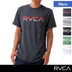 RVCA/ルーカ メンズ 半袖Tシャツ ティーシャツ プリント ロゴ AG041-225