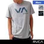 RVCA/ルーカ メンズ 半袖Tシャツ ティーシャツ プリント ロゴ AG041-226