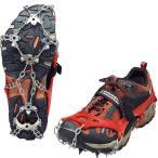 ショッピングエバニュー EVERNEW エバニュー SPIKE PRO/グレー30/M EBY004 グレー 登山靴 トレッキングシューズ アウトドア 釣り 旅行用品 アイゼン 簡易アイゼン