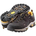 mizuno ミズノ WAVE NAVIGATION LC/09 ブラック×イエロー /23.0cm 19KM250 登山靴 トレッキングシューズ アウトドア 釣り 旅行用品 トレッキング用