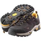 mizuno ミズノ WAVE NAVIGATION LC/09 ブラック×イエロー /23.5cm 19KM250 登山靴 トレッキングシューズ アウトドア 釣り 旅行用品 トレッキング用