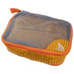 Mountain.DAX(マウンテンダックス) メッシュキャリー XS/S.オレンジ DT-00111 アウトドア バックパック ザック 釣り 旅行用品 ポーチ、小物バッグ