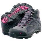 ショッピングトレッキングシューズ mizuno(ミズノ) WAVE ADVENTURE MD2/08(チャコールXピンク)/23.5 19KM351 トレッキングシューズ ファッション メンズファッション メンズシューズ 紳士靴