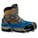 mont-bell(モンベル) チェーンスパイク/BL/M 1129612 トレッキング 登山 アウトドア アイゼン スノースパイク アウトドアギア