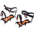 EVERNEW エバニュー 6本爪アイゼン/S EBY014 登山靴 トレッキングシューズ アウトドア 釣り 旅行用品 アイゼン スノースパイク アウトドアギア