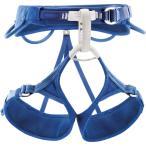 PETZL(ペツル) HARNESSES アジャマ/Blue/S C22ABS ハーネス トレッキング 登山 男性用 アウトドアギア